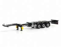 WSI White Line 3 Axle Container Chassis Trailer